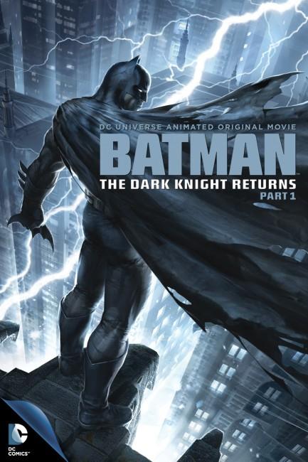 Batman The Dark Knight Returns Part I (2012) poster