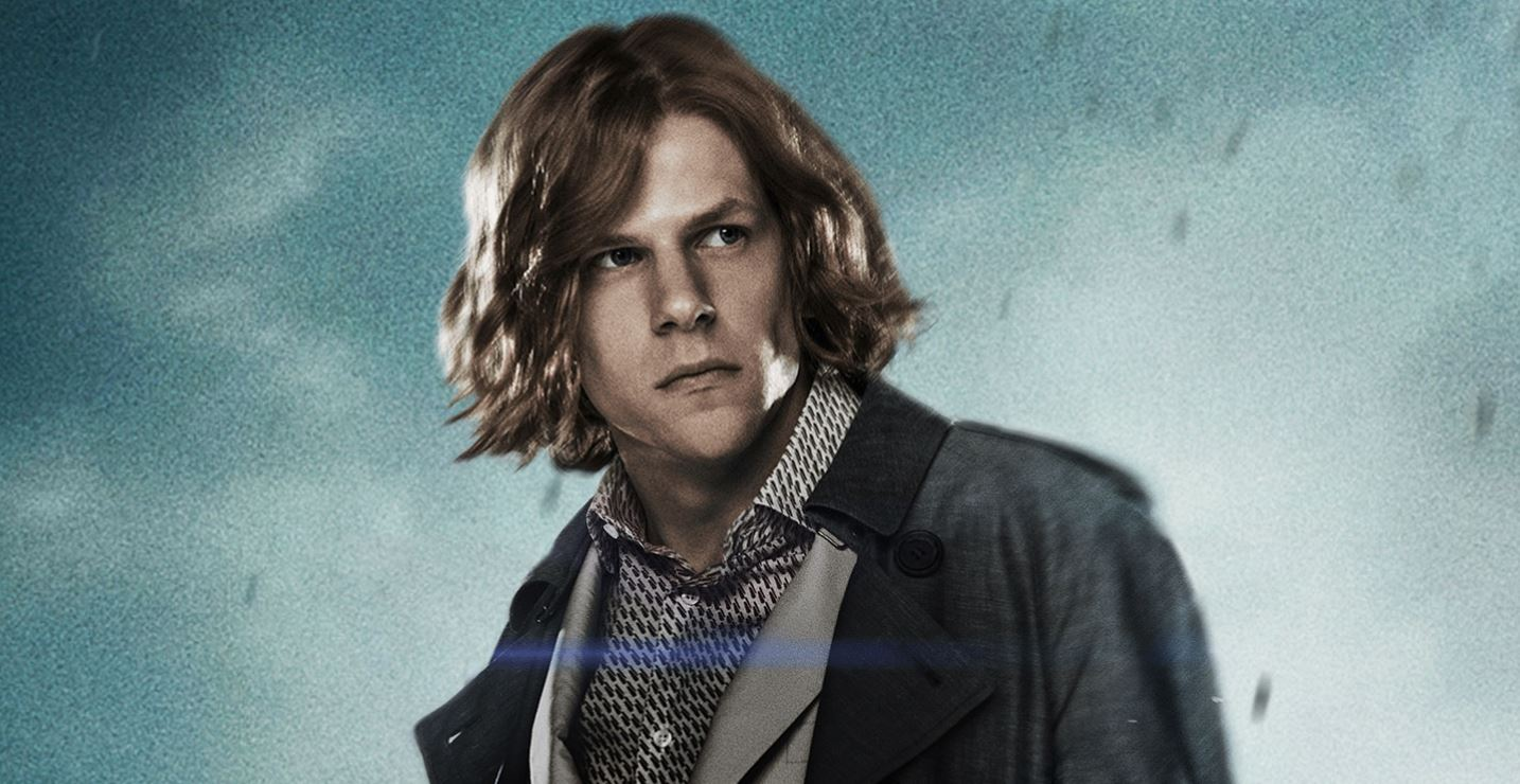 Lex Luthor (Jesse Eisenberg) in Batman V Superman Dawn of Justice (2016) 9