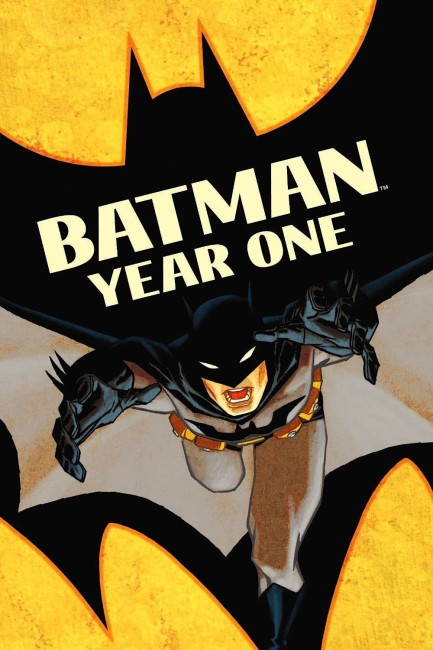 Batman Year One (2011) poster