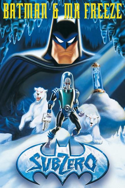 Batman and Mr Freeze SubZero (1998) poster