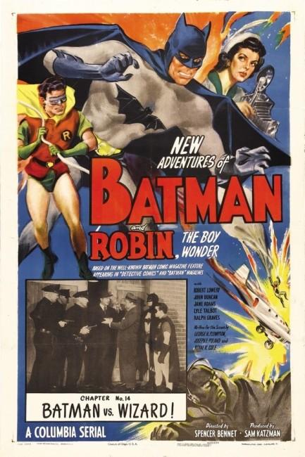 Batman and Robin (1949) poster