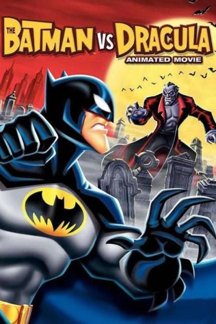 Batman vs. Dracula (2005) poster