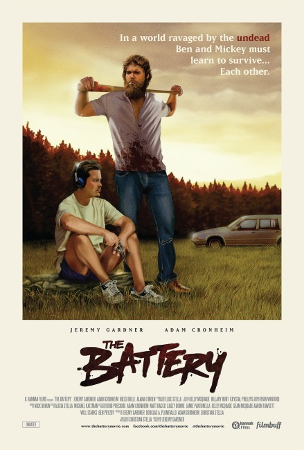 The Battery (2012) poster