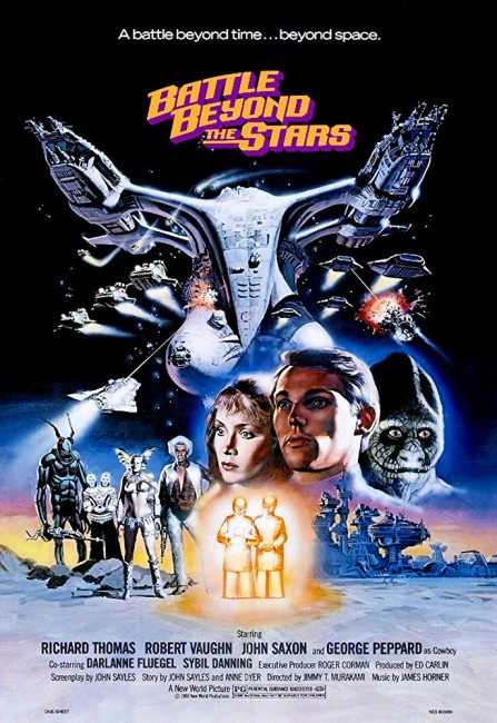 Battle Beyond the Stars (1980) poster