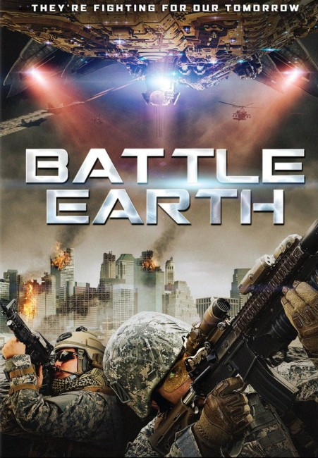 Battle Earth (2012) poster