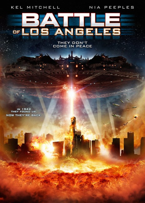 Battle of Los Angeles (2011) poster