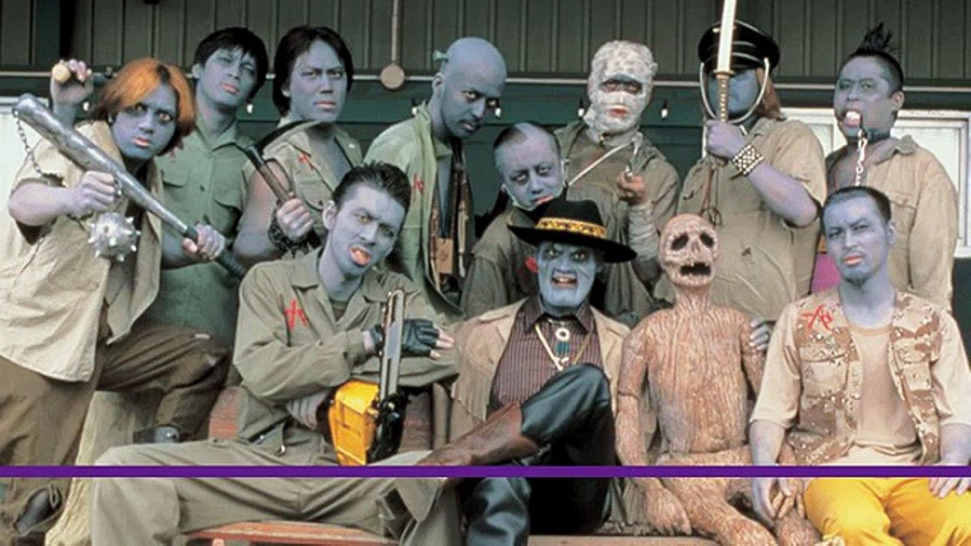 Zombie players in Battlefield Baseball (2003)