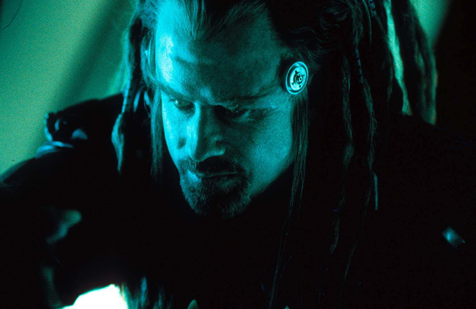 John Travolta as the Psychlo leader Terl in Battlefield Earth: A Saga of the Year 3000 (2000)