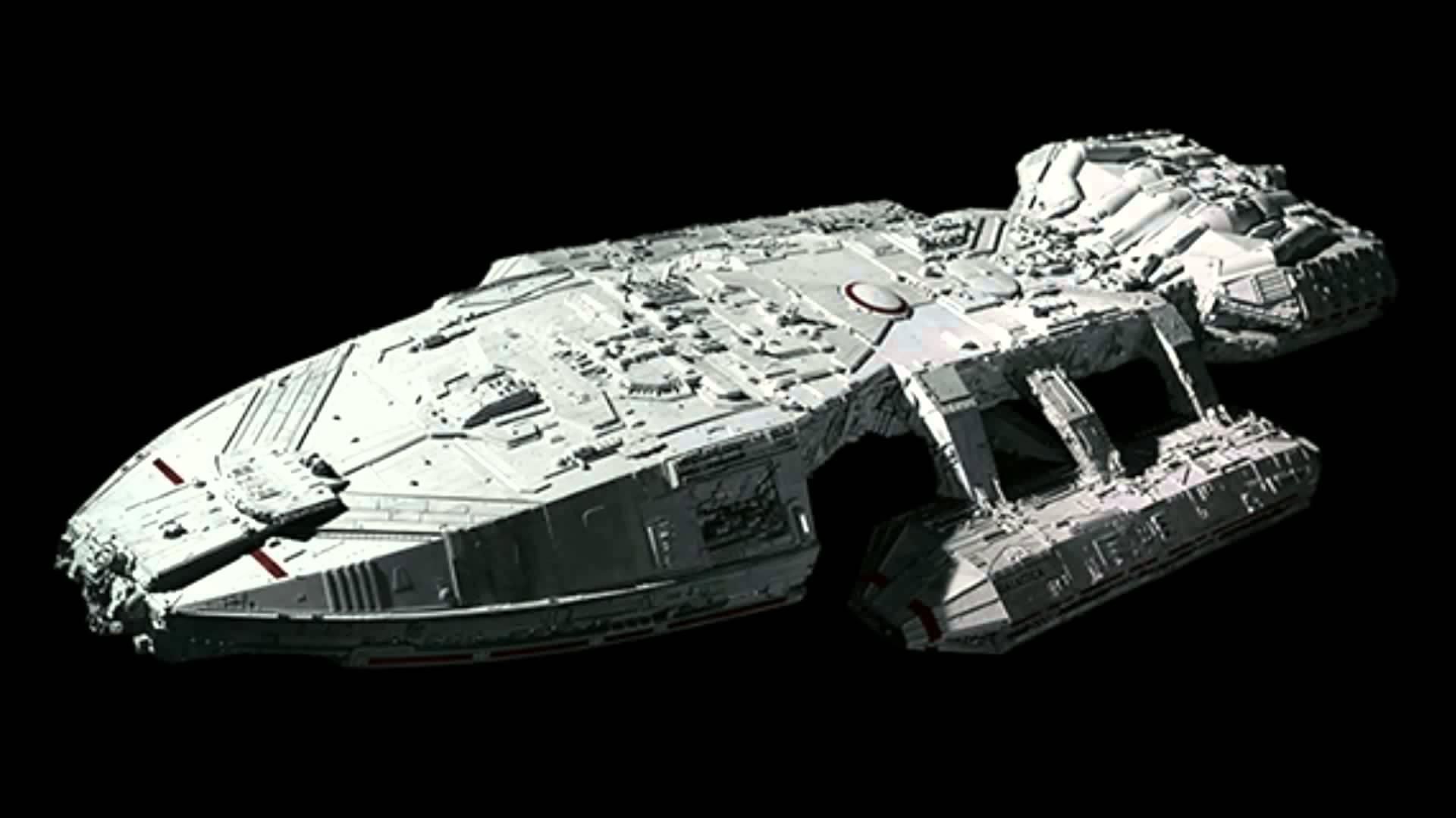 The Battlestar Galactica in Battlestar Galactica (1978)