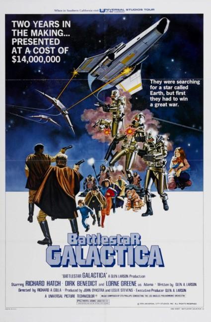 Battlestar Galactica (1978) poster