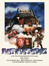 Battletruck (1982) poster