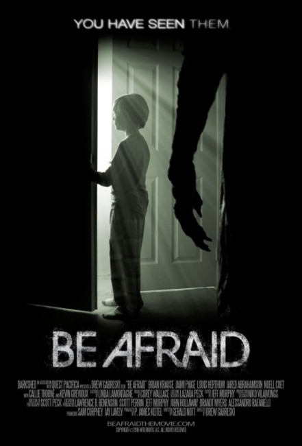 Be Afraid (2017) poster