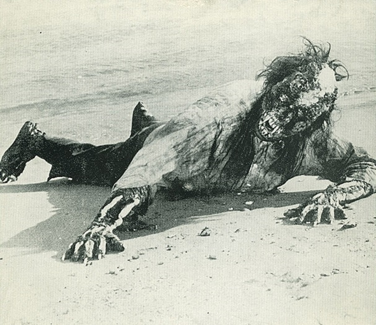Monster from Beast of Blood (1971)