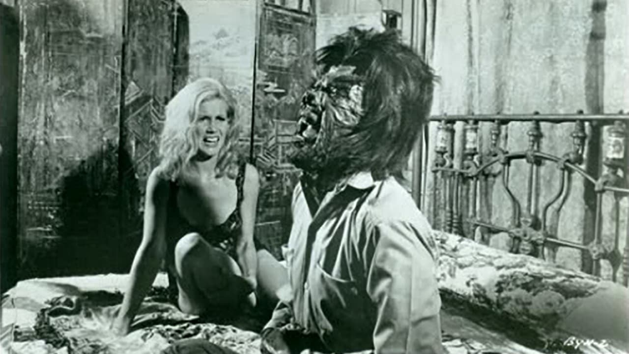 John Ashley becomes The Beast of the Yellow Night (1971)
