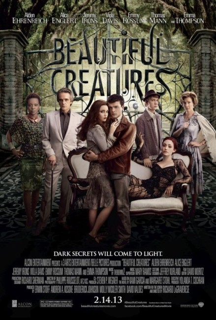 Beautiful Creatures (2013) poster
