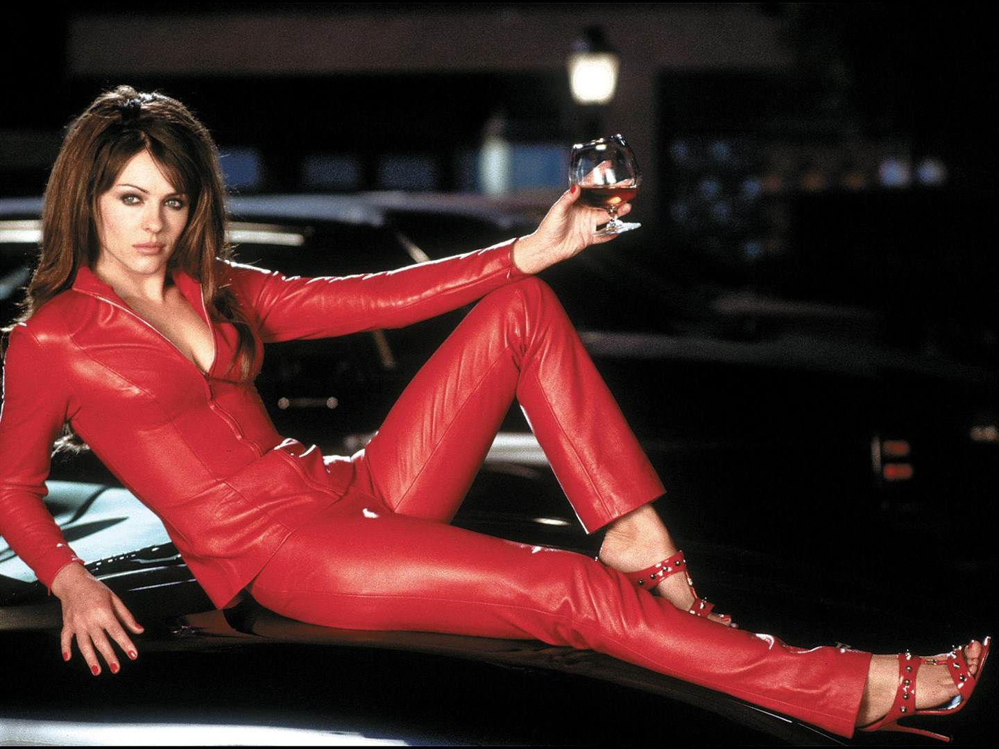 Elizabeth Hurley as The Devil in Bedazzled (2000)