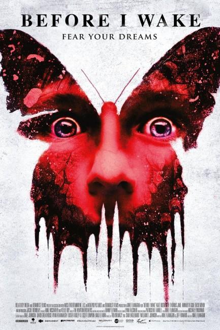 Before I Wake (2016) poster