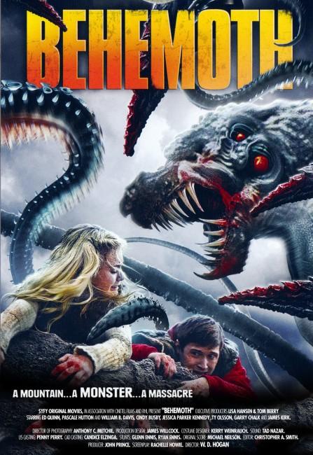 Behemoth (2011) poster
