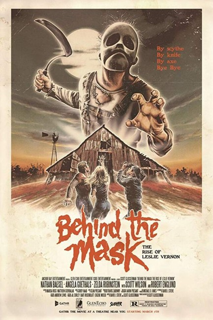 Behind the Mask: The Rise of Leslie Vernon (2006) poster
