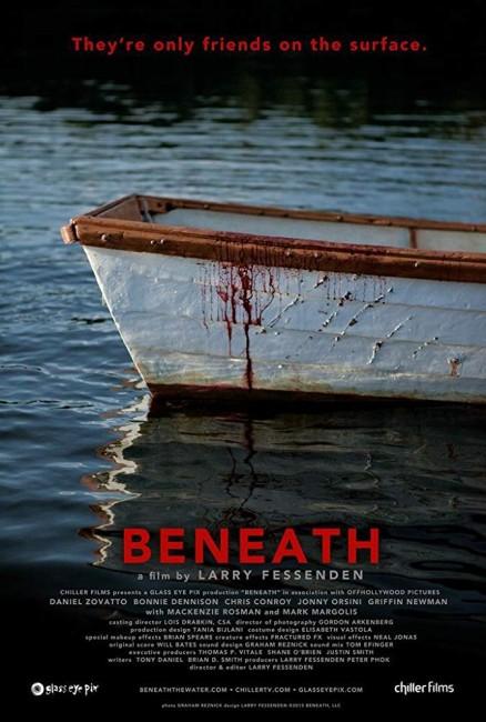 Beneath (2013) poster