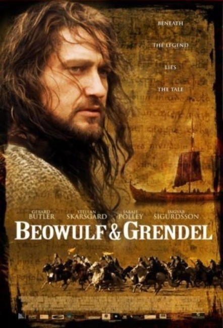 Beowulf and Grendel (2005) poster