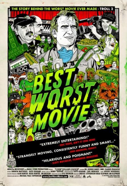 Best Worst Movie (2009) poster