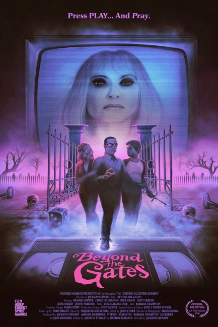 Beyond the Gates (2016) poster