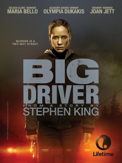 Big Driver (2014) poster
