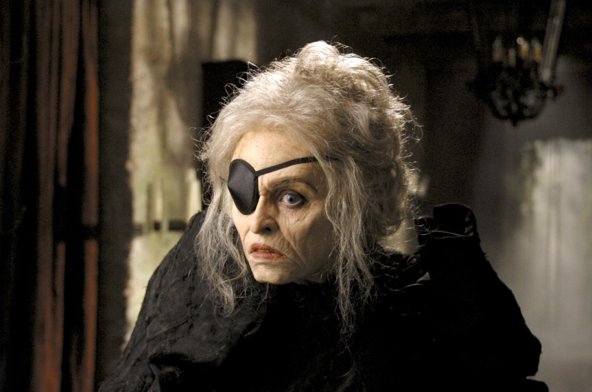 Helena Bonham Carter as The Witch in Big Fish (2003)
