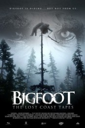 Bigfoot: The Lost Coast Tapes (2012) poster