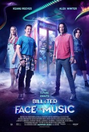Bill and Ted Face the Music (2020) poster