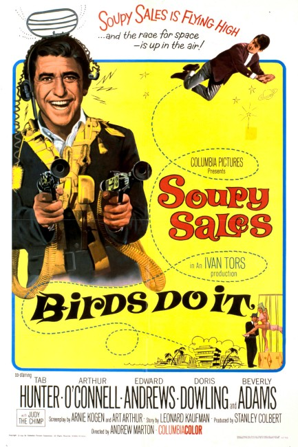 Birds Do It (1966) poster