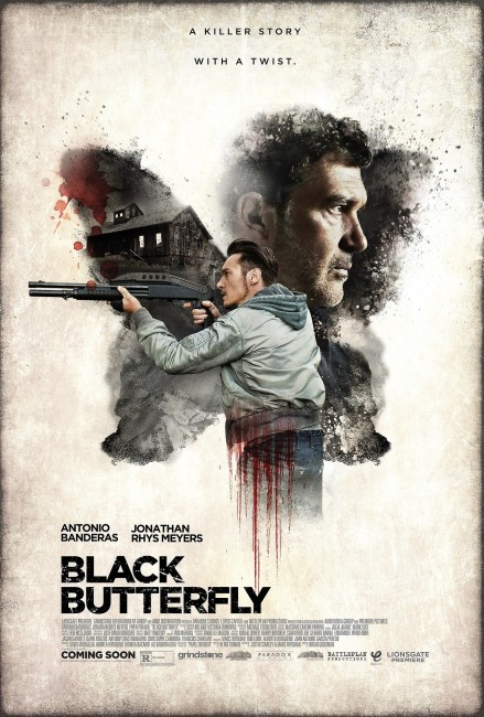 Black Butterfly (2007) poster