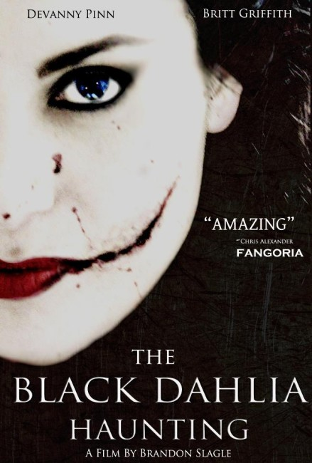 The Black Dahlia Haunting (2012) poster