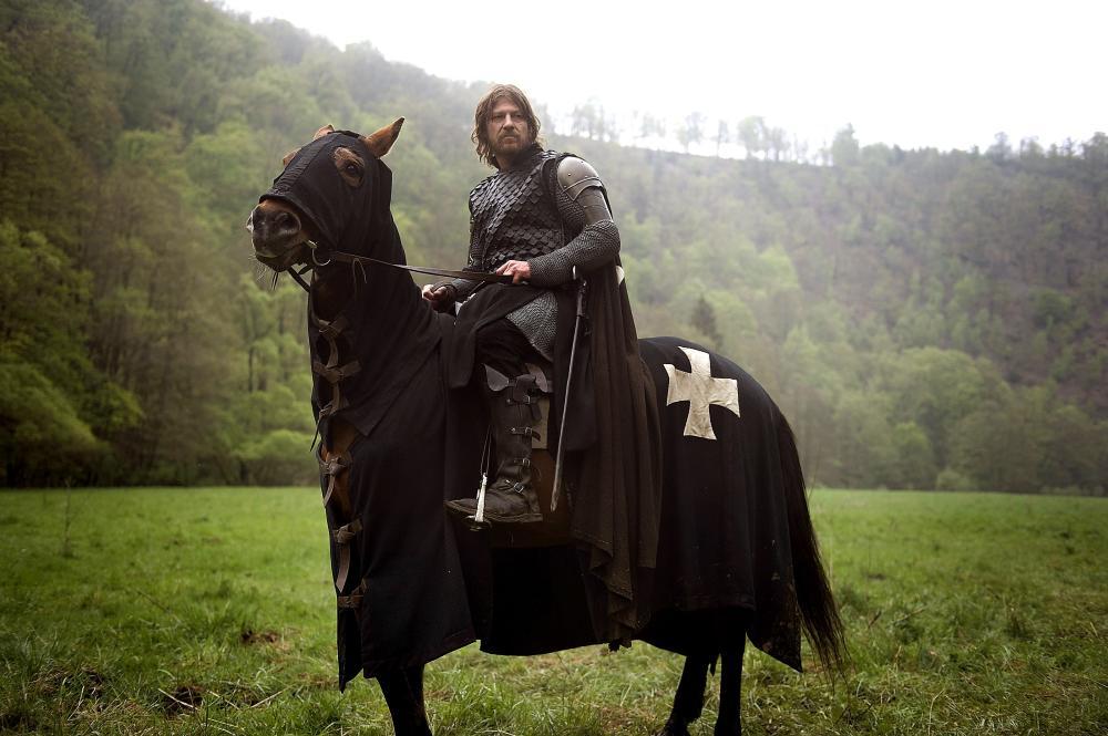 Sean Bean as Ulric in Black Death (2010)