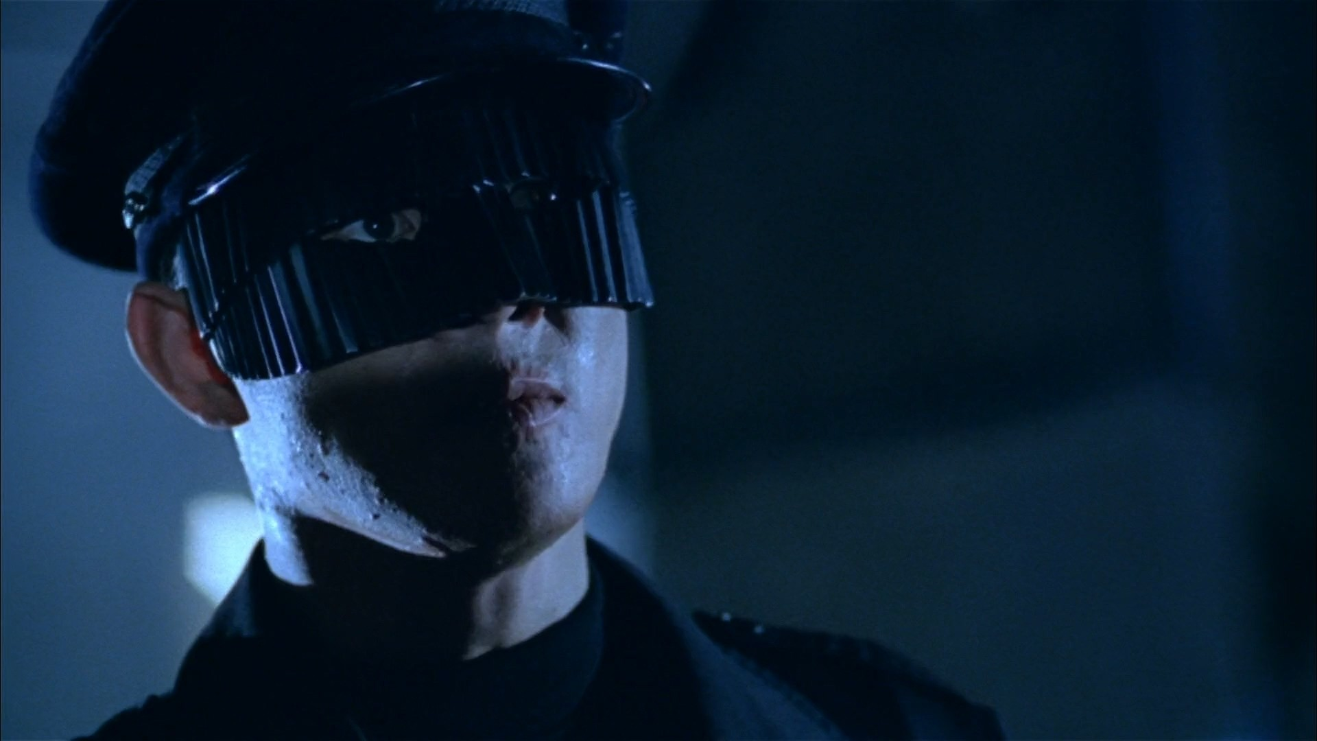 Jet Li as Black Mask
