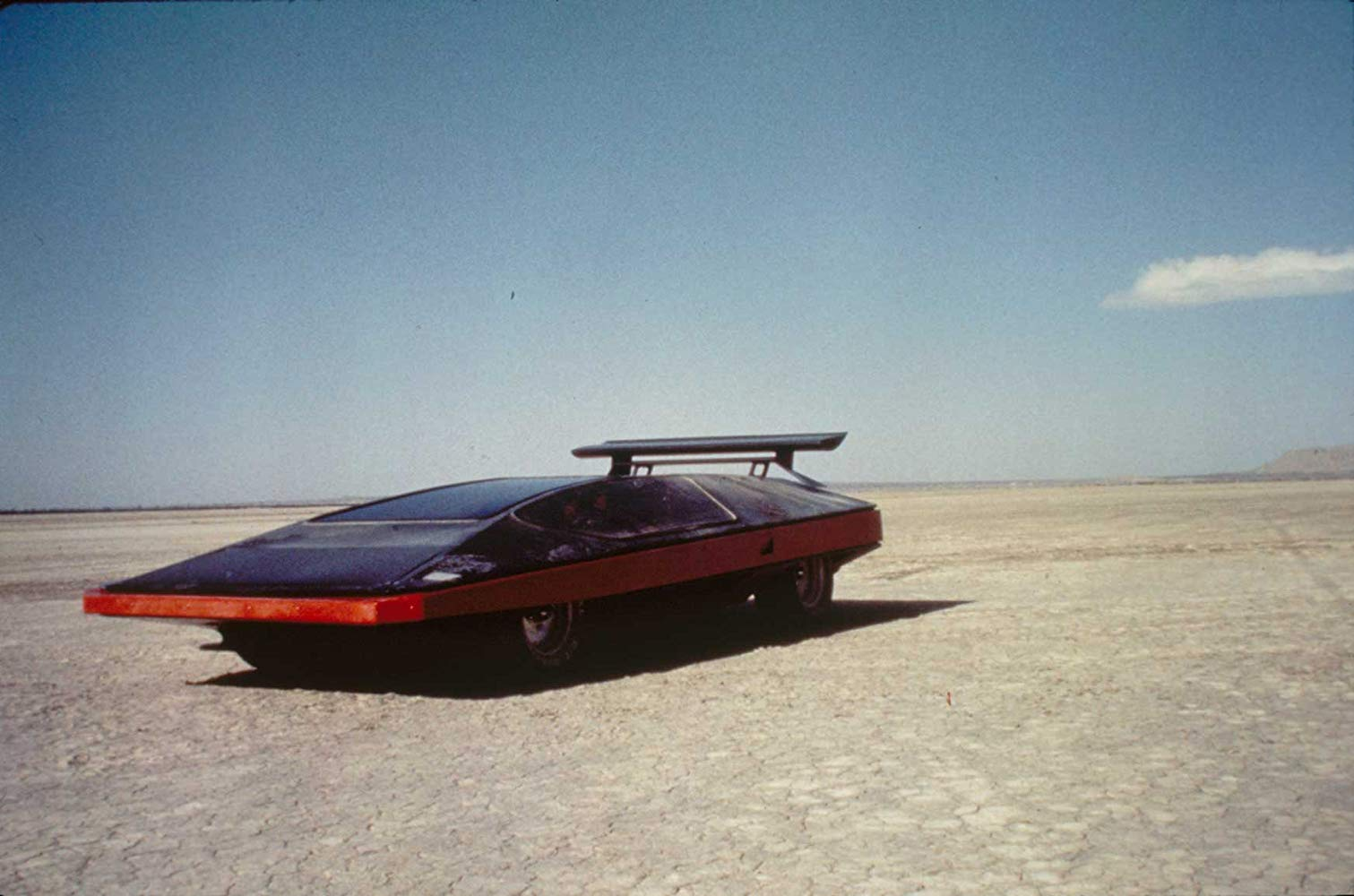 The car in Black Moon Rising (1986)