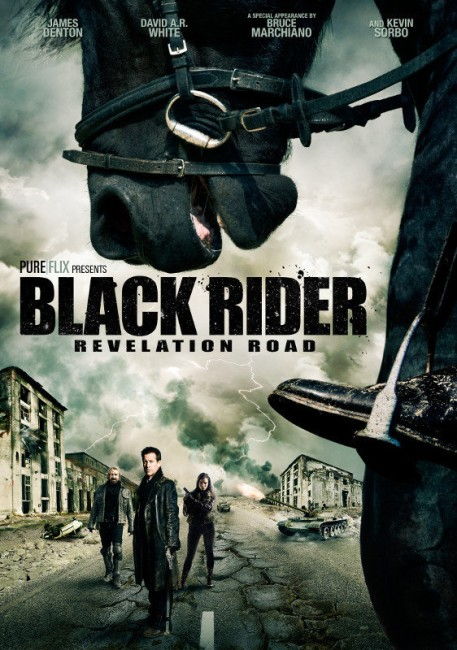 The Black Rider: Revelation Road (2014) poster
