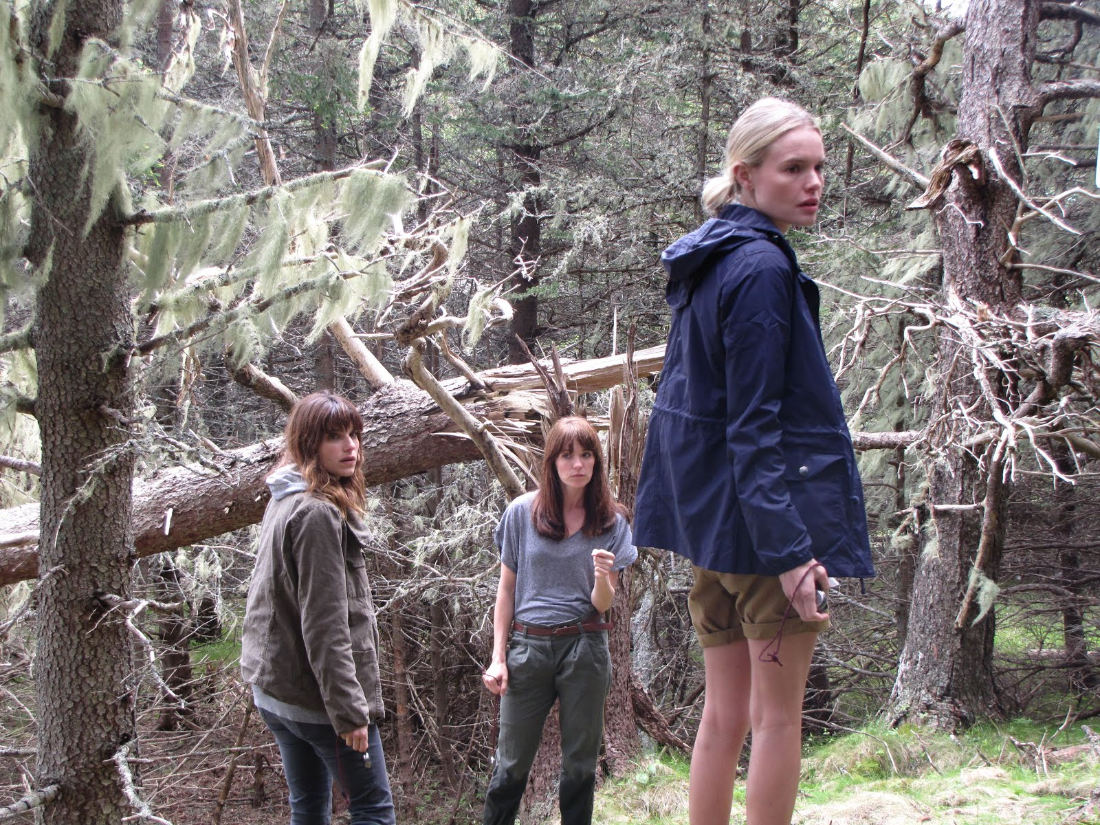 Three women hunted on an island - Lake Bell, Katie Aselton and Kate Bosworth in Black Rock (2012)