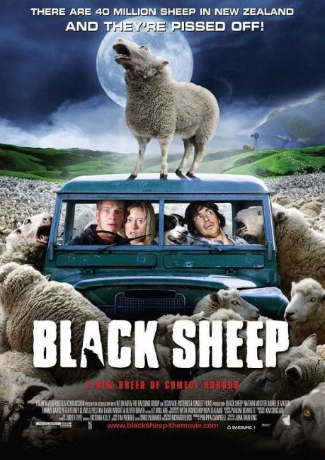 Black Sheep (2006) poster