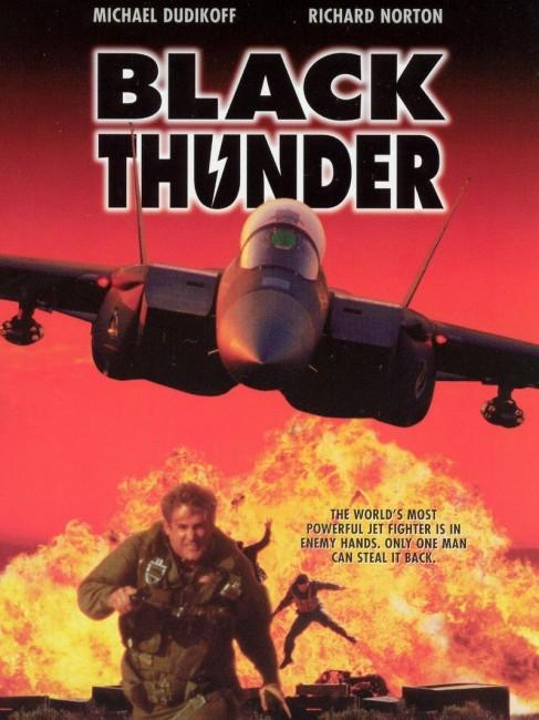 Black Thunder (1998) poster