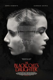 The Blackcoat's Daughter (2015) poster