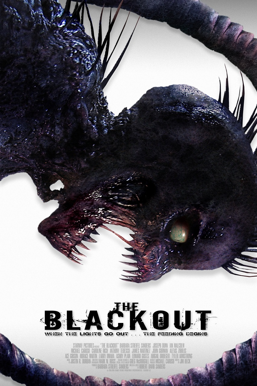 The Blackout (2009) poster