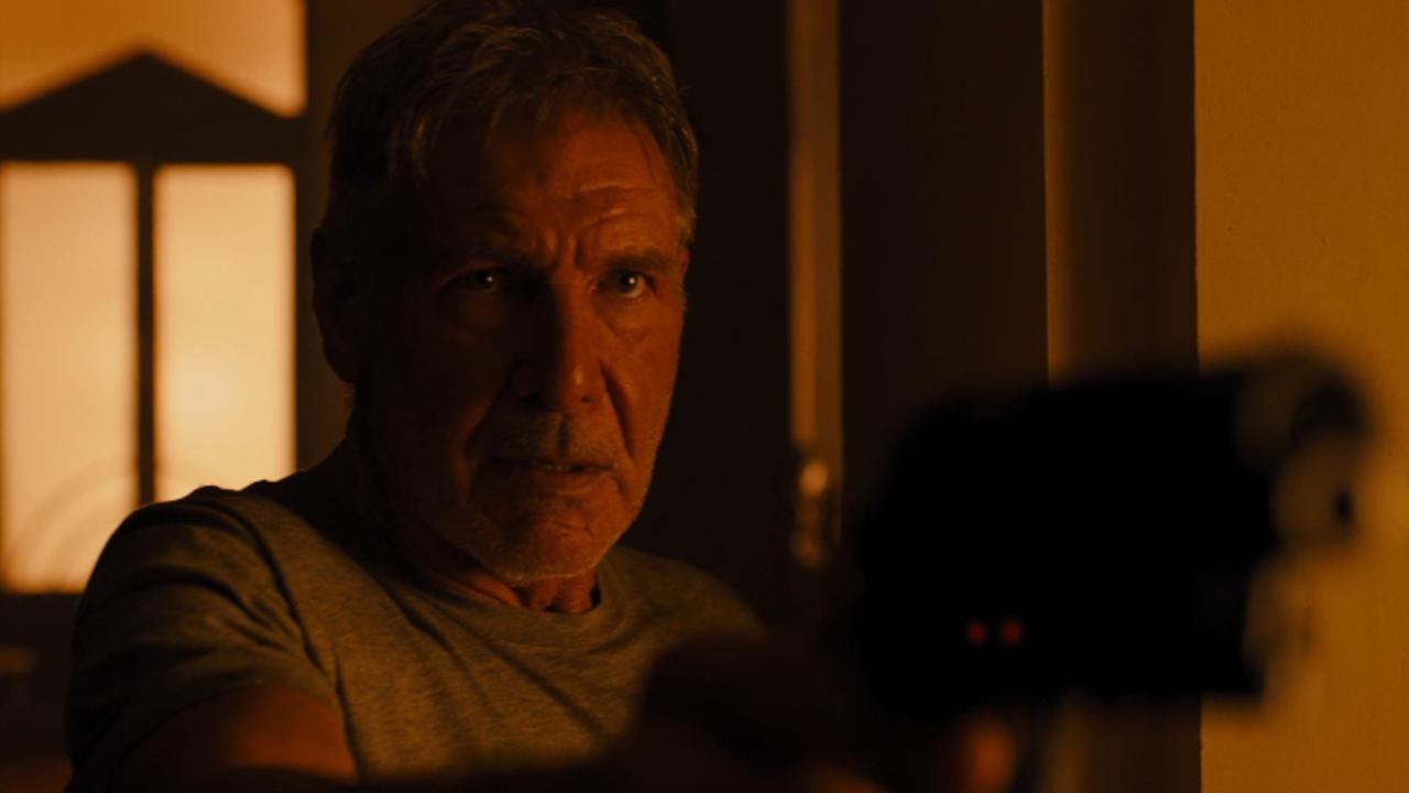 The return of Rick Deckard (Harrison Ford) in Blade Runner 2049 (2017)
