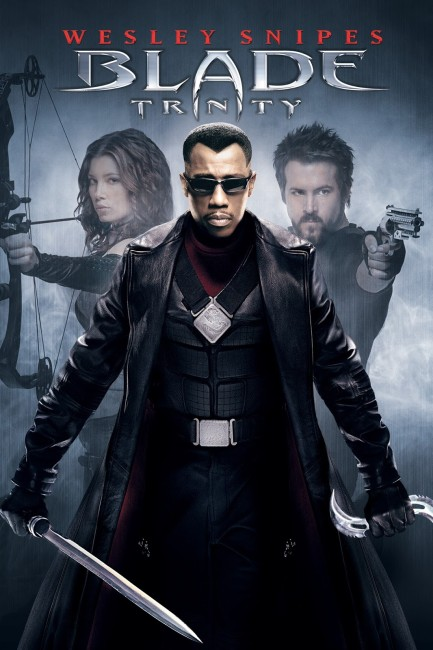 Blade Trinity (2004) poster