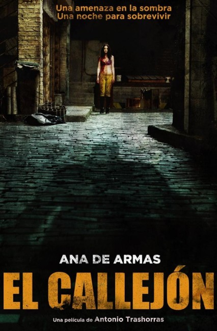 Blind Alley (2011) poster