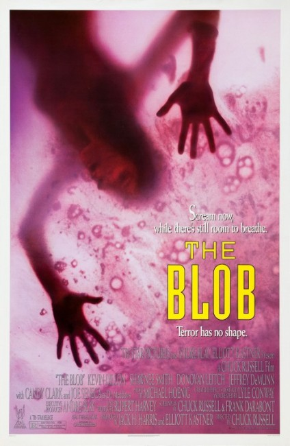 The Blob (1988) poster