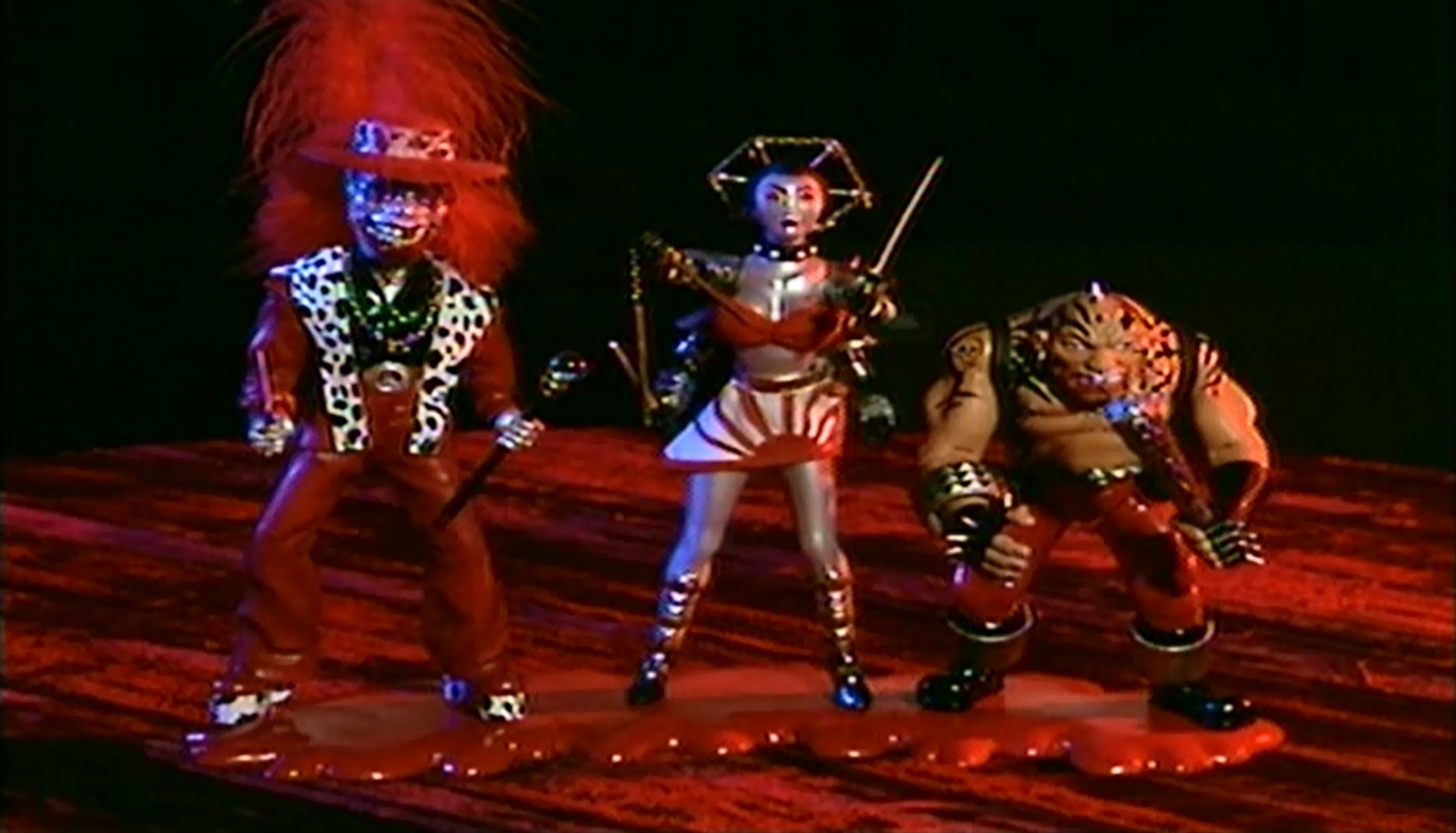 The dolls in Blood Dolls (1999)