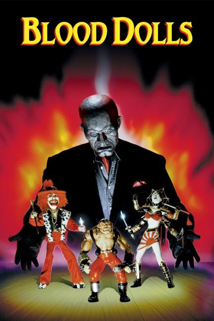 Blood Dolls (1999) poster