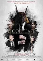 Blood Feast (2016) poster
